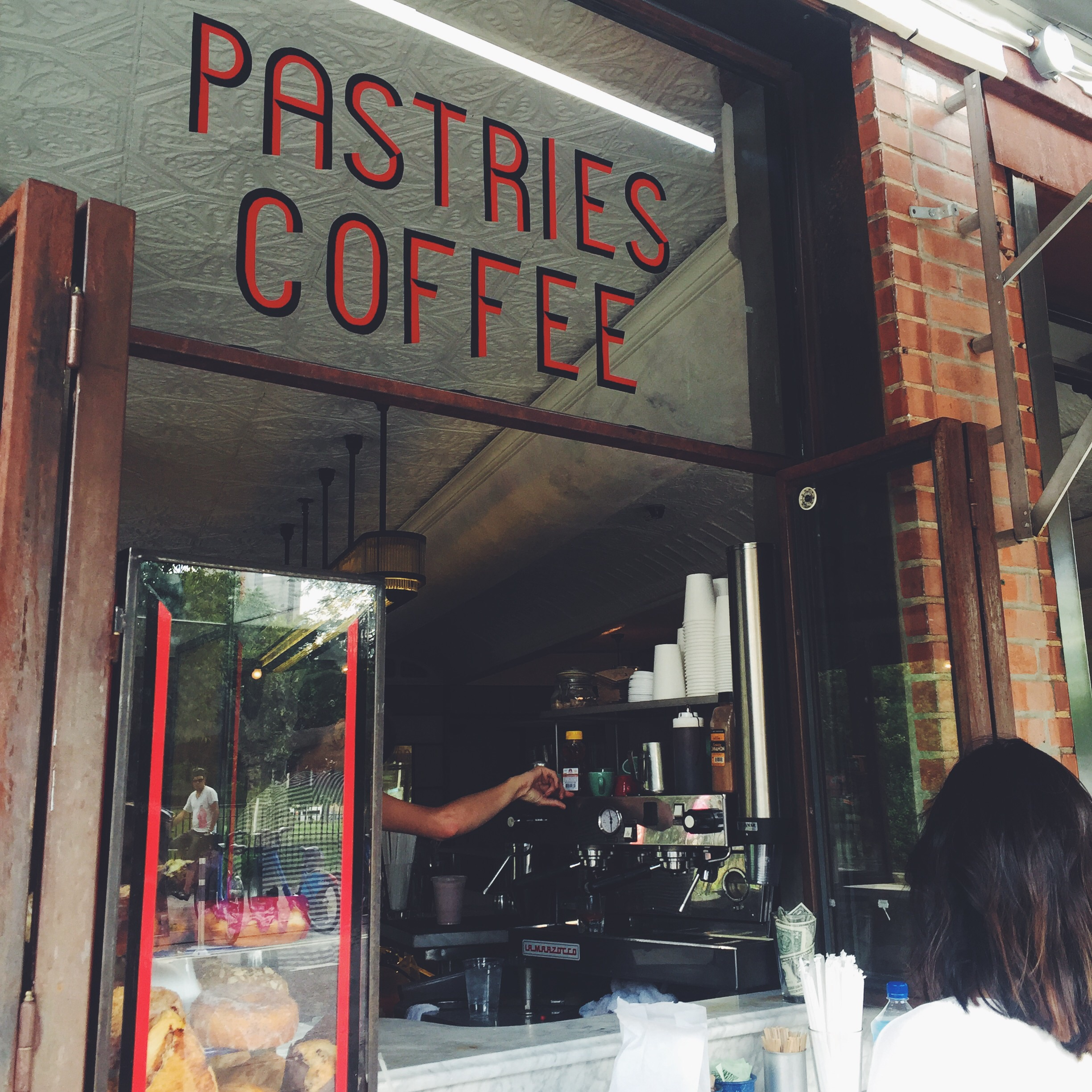 Why does Brooklyn get all the cute coffee shops?!