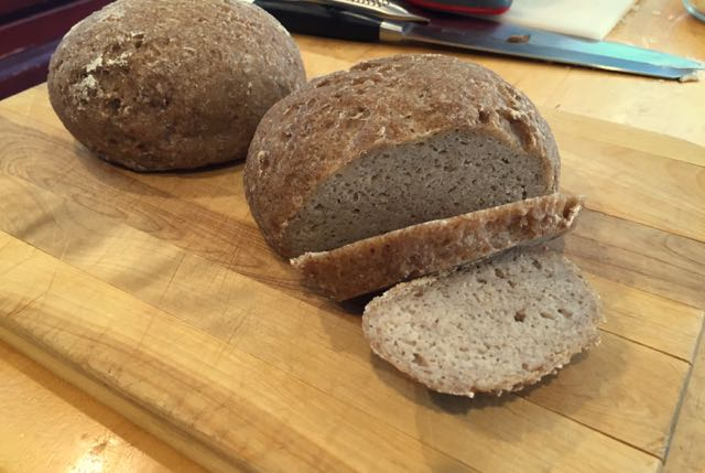 Beautiful bread.