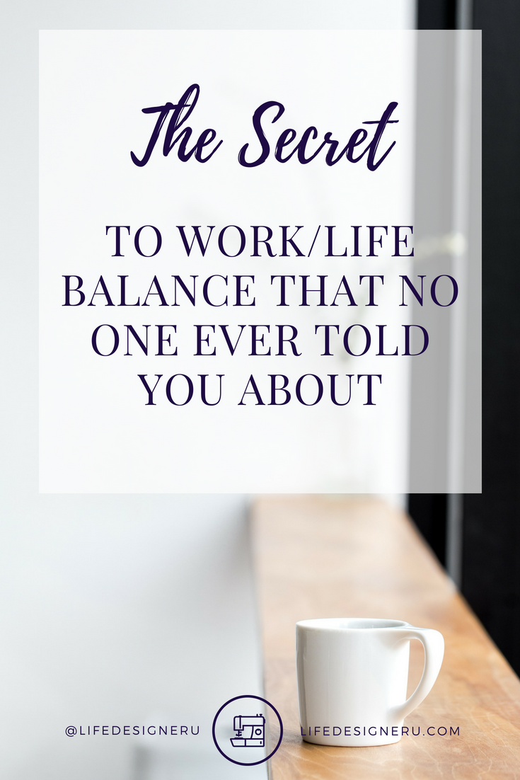 Have you ever wondered why is at the end of some weeks you thought you were productive, but you look back and realized that you haven't done anything to move you forward in your purpose or goals? It's actually the secret to your productivity and work/life balance. Click the link to get in on the secret or pin to save for later. #worklifebalance #productivity #christianlifecoaching #purposedrivenlife #LifeDesignerU