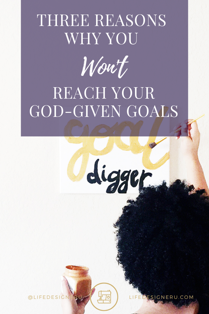 Three Reasons Why You Won't Reach Your God-Given Goals | Fearfully Fashioned — You see, many are called, but few are chosen  God invites us to pursue our God-given goals and purpose, but few actually respond to His call. Until you address these common pitfalls, you will always struggle to accomplish your God-given goals and purpose. | goal setting tips, how to set goals, goal setting strategies, personal growth, personal growth tips, personal development tips,  self help tips, Life Designer University