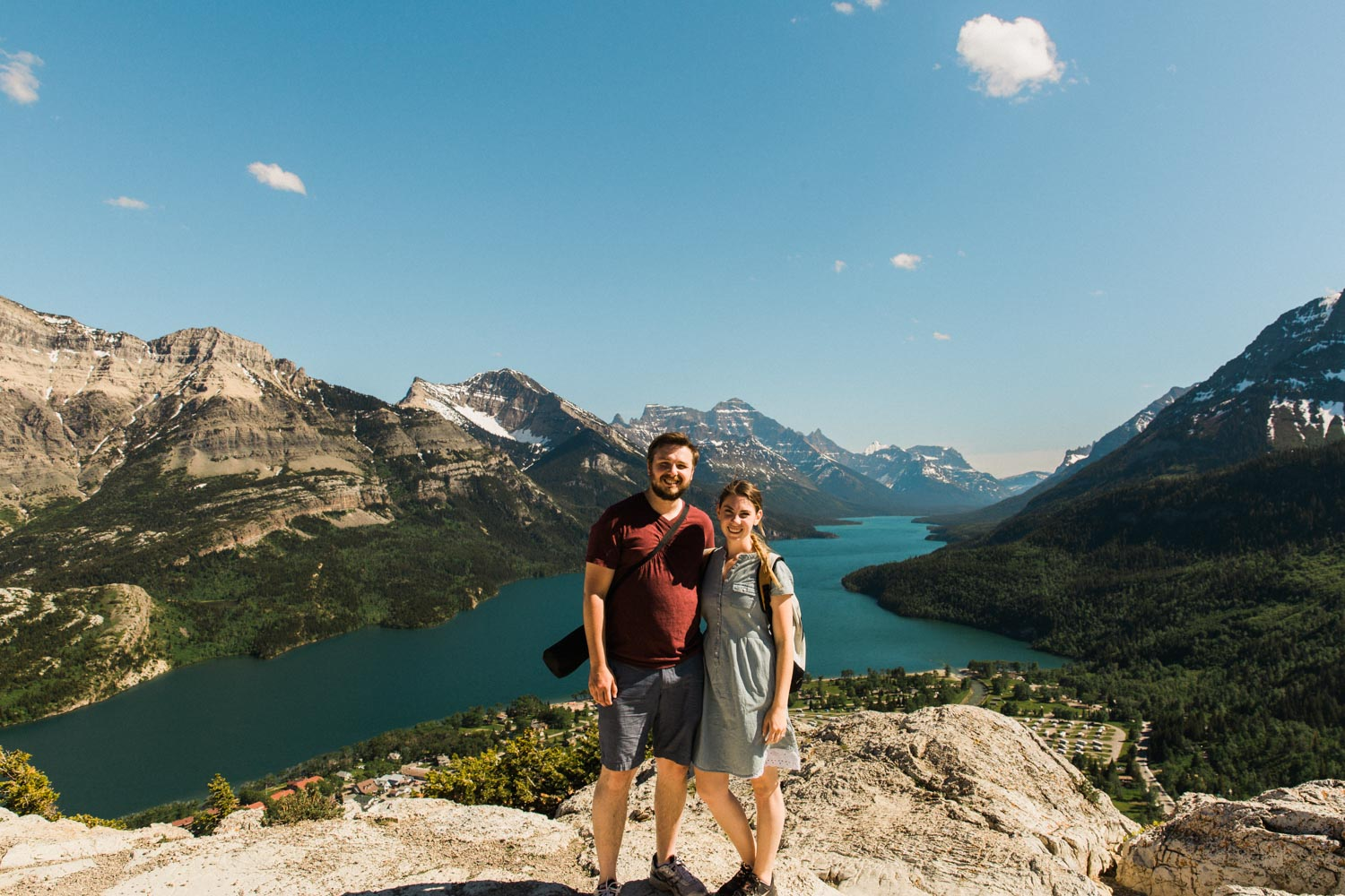 What to do in Waterton photography Jennie Guenard Bears Hump