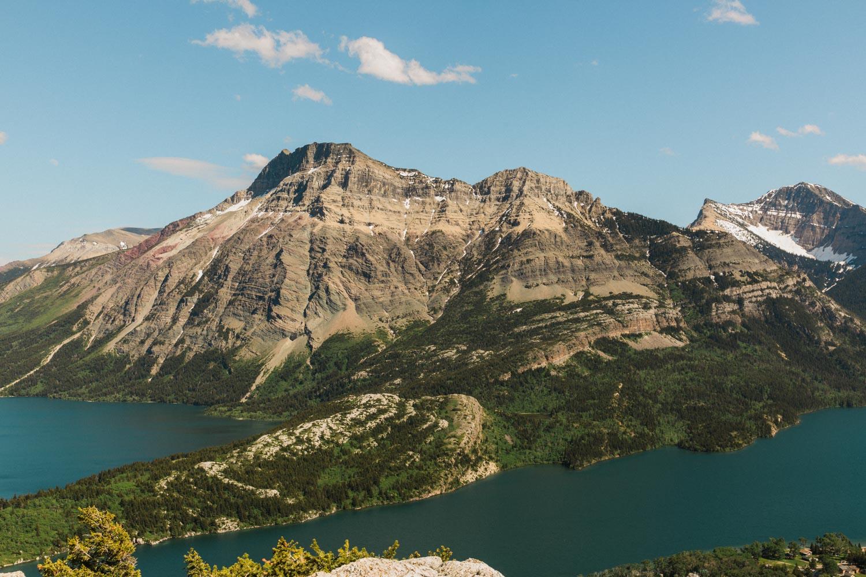 Bear's Hump Waterton Lakes Hiking Photographer Jennie Guenard Photography