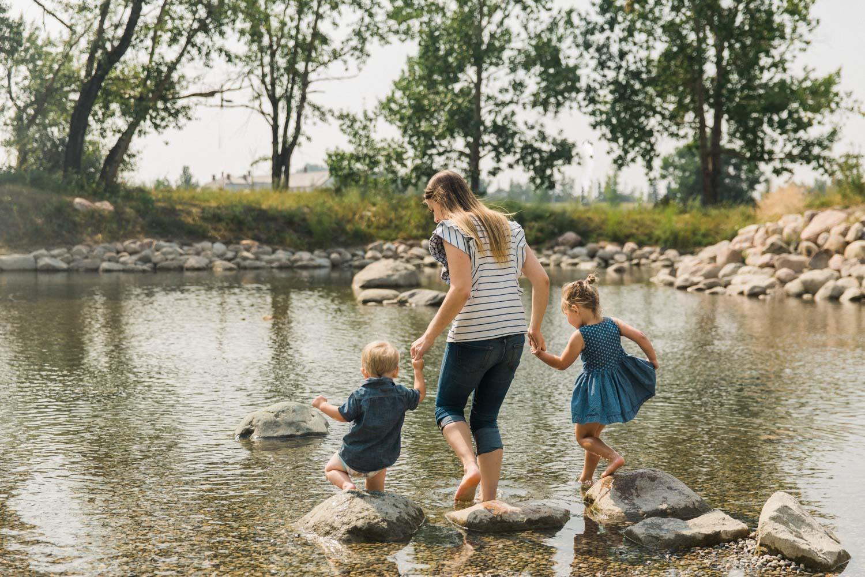 st. patricks island family fun in calgary jennie guenard photography free activities