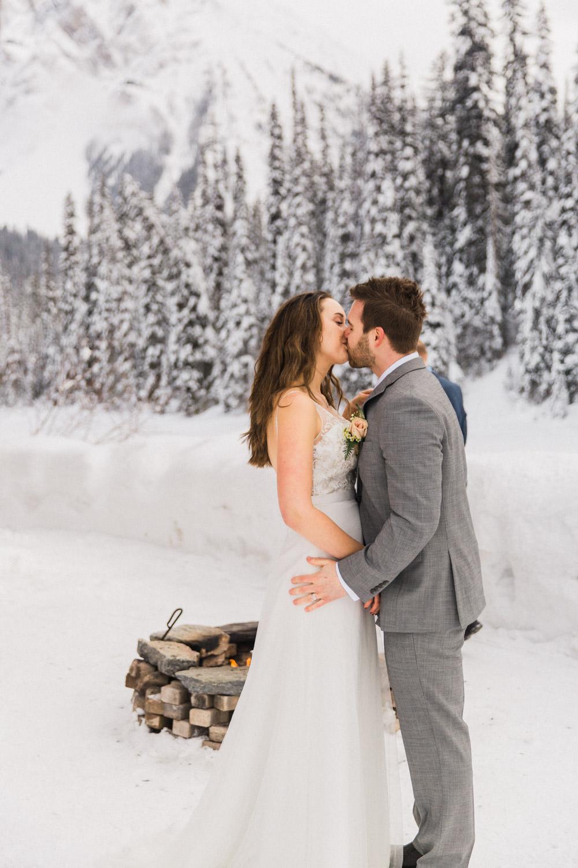 Emerald Lake Elopement Photographer British Columbia How to Elope