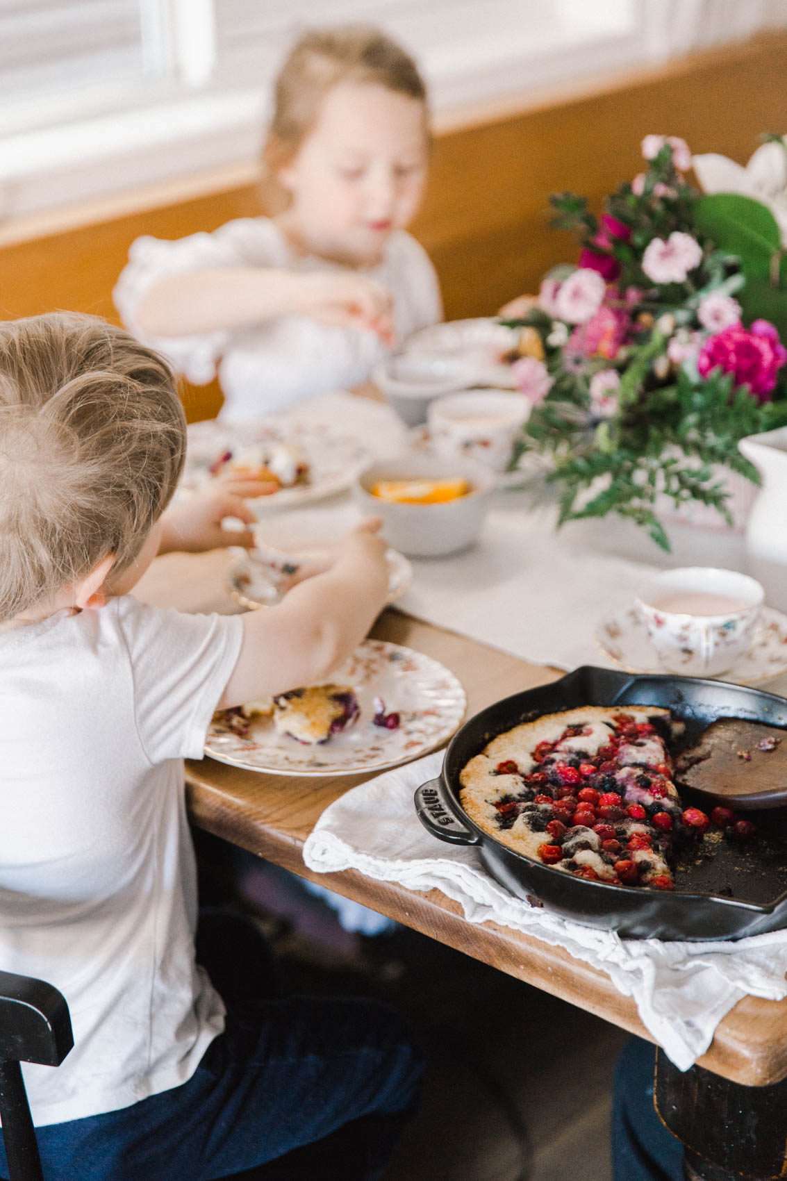 Mother's Day Brunch Recipe Ideas Calgary Photographer Jennie Guenard Photography