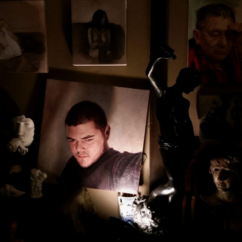 MIRROR, MIRROR... - The Art of the Self Portrait