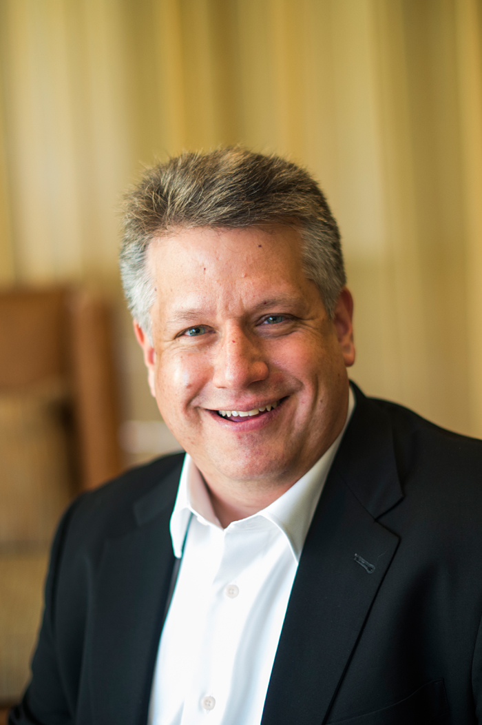 John Hardy - SVP Finance