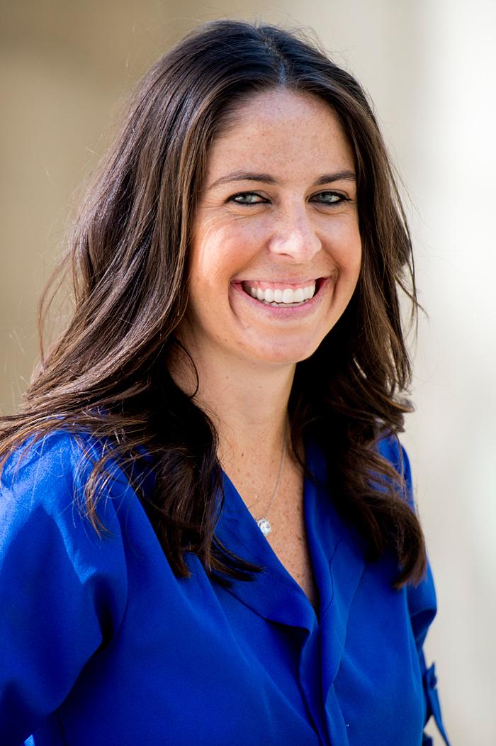 Rachel Osborne - Dir. Development