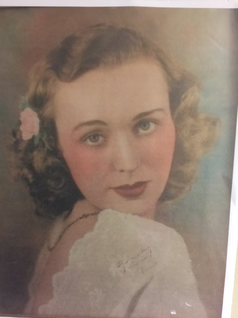 Born in Thomaston, Georgia, Florine Harper admitted she was easy on the eyes back in the day. She can remember going on dates at the local five-and-dime and spending summer days at the community swimming pool.