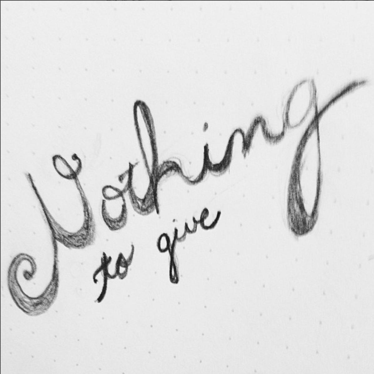 Nothing Sketch