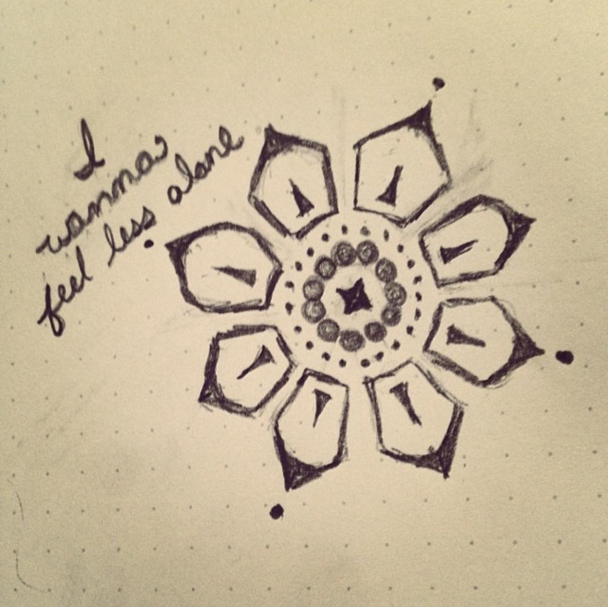 Feelings Sketch
