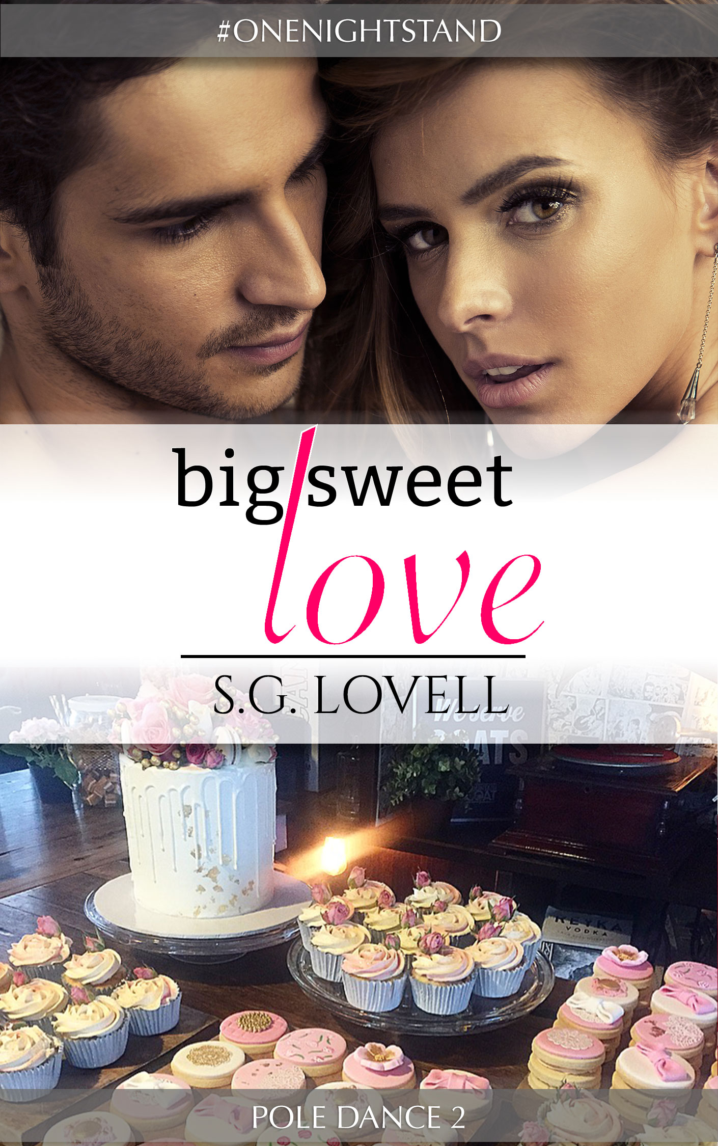 "Big Sweet Love - [Pole Dance 2]A wickedly talented pastry chef...Edward Daniels. My sweet escape from the daily grind. Like the most decadent of desserts. I can't say no when he offers a bite.Only, one bite is never enough.I'm Angelina Masterson. This is my story.What people are saying about Big Sweet Love: ""... a cute contemporary romance with a prince of a hero ... great dialogue and well rounded characters.""— KATIE BABSBuy the eBook:Kindle 