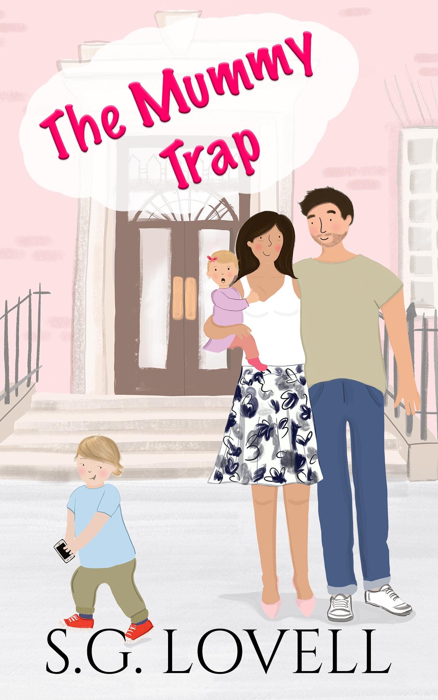 """Hilarious, addictive and a highly relatable read"" - — Mummyblogger Farron Owen"
