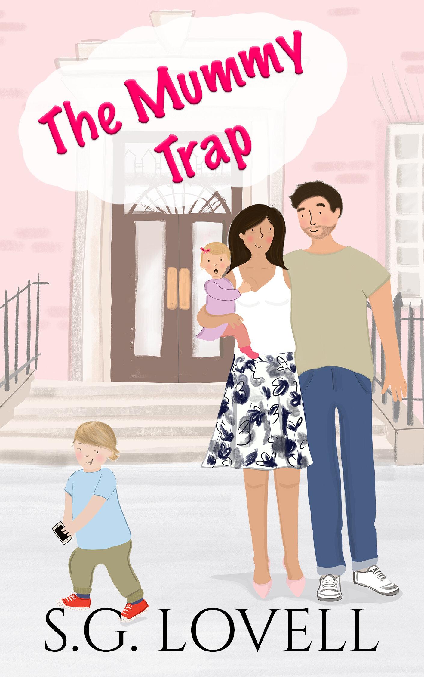 """Hilarious, addictive and a highly relatable read"" - - Mummyblogger Farron Owen"