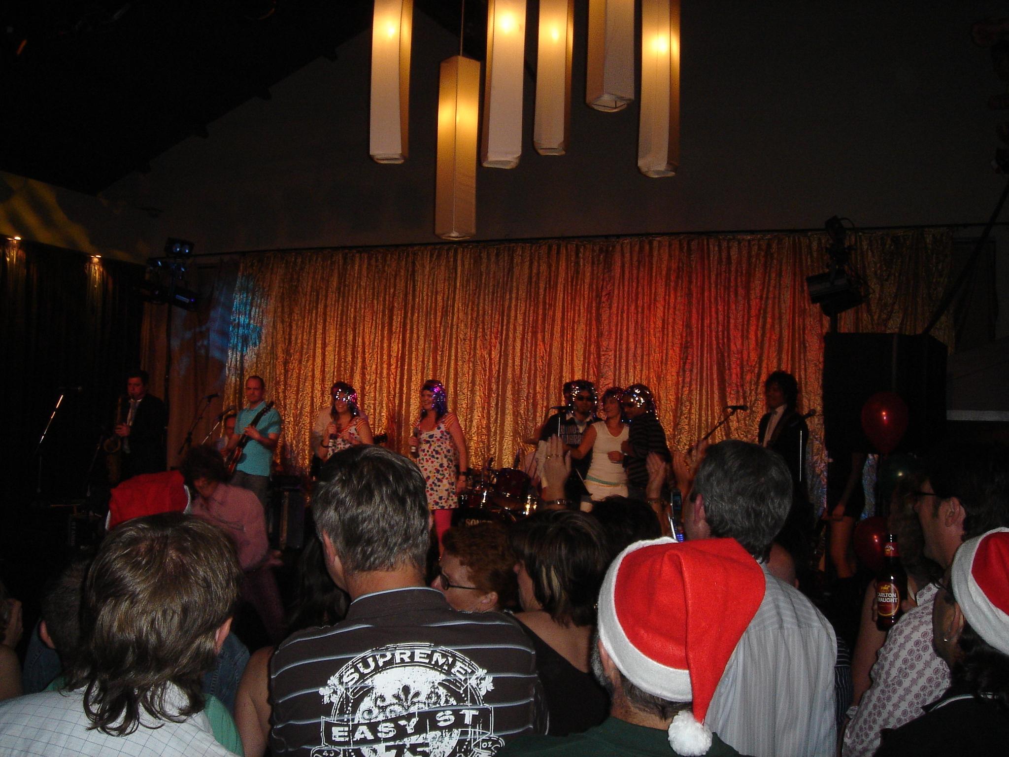 Australia Post Christmas Party 2006 Atlantis Wharf 012.jpg