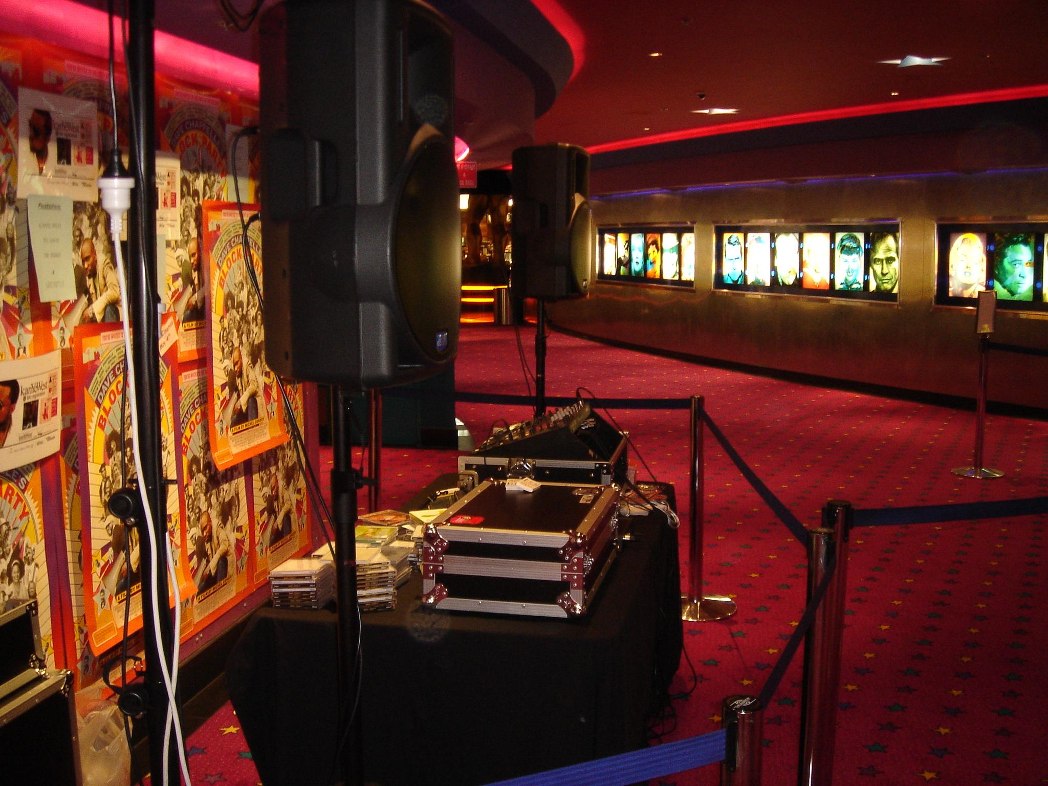 Village Cinema Sth Land - Block Party Promo 21st April 2006 005.jpg