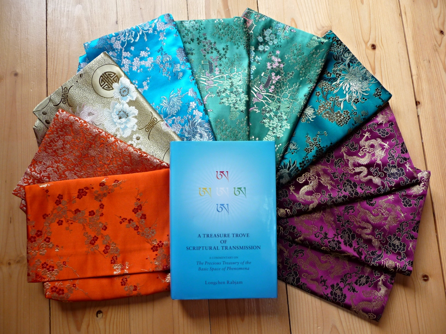 A Variety of Sacred Book Covers