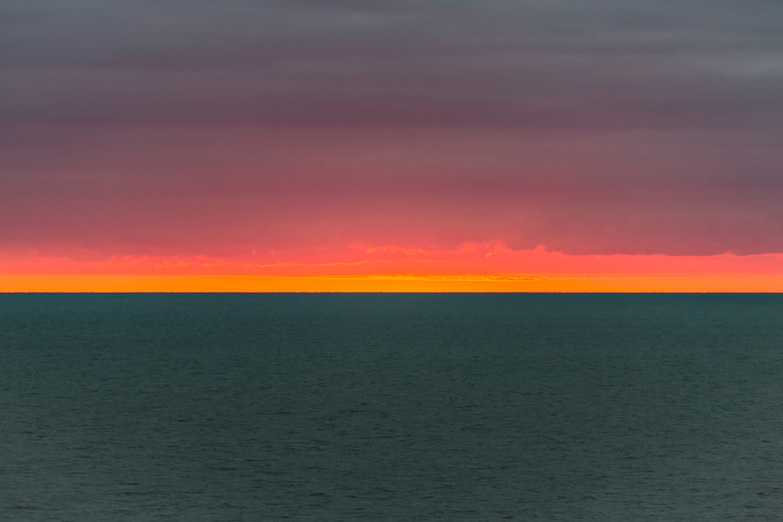 """Almost Sunrise,""Ted Glasoe"