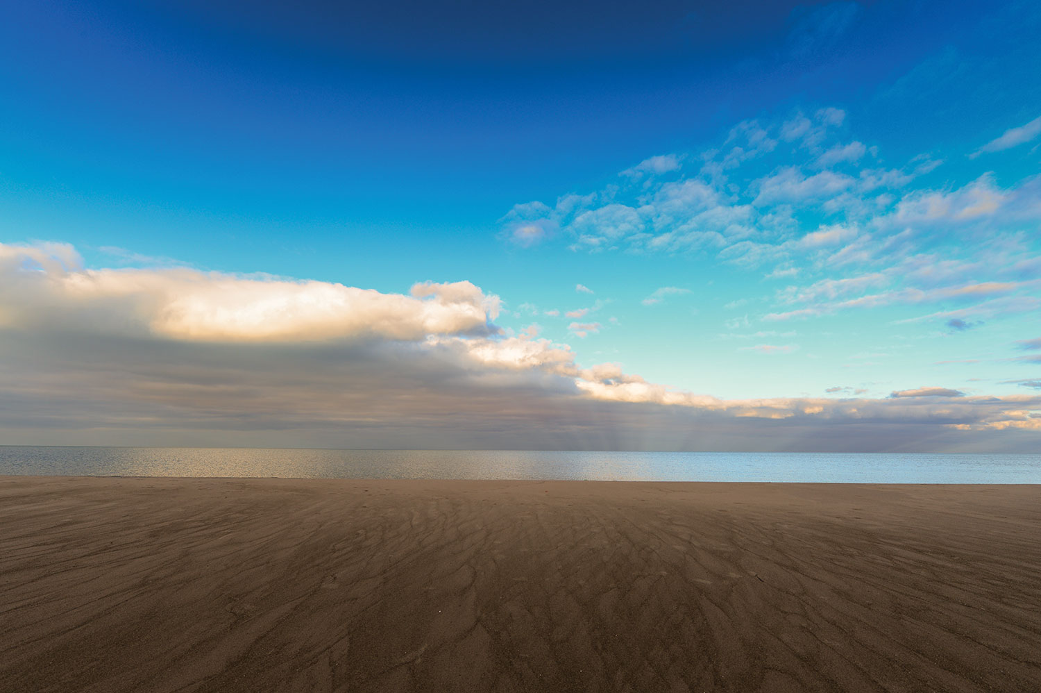 """""""Rivulets in the Sand,""""Ted Glasoe"""