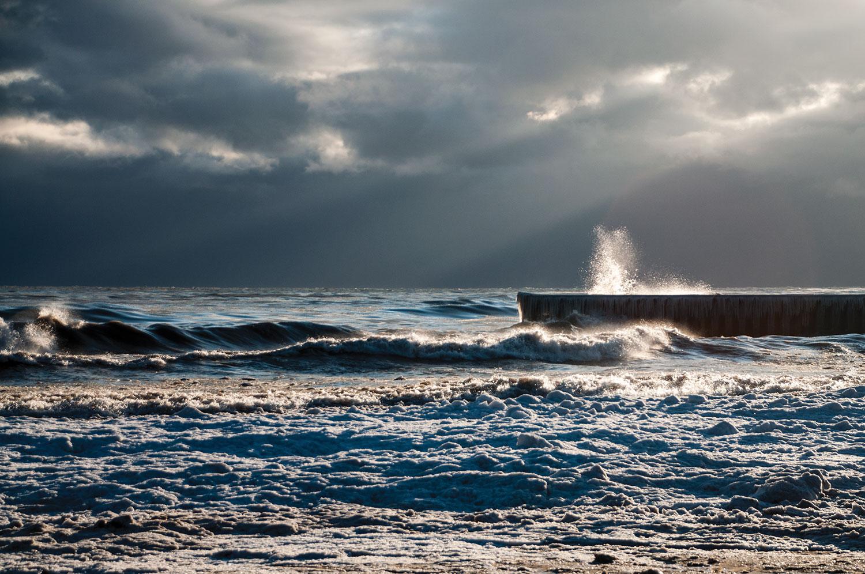 """Icy Waves,""Ted Glasoe"