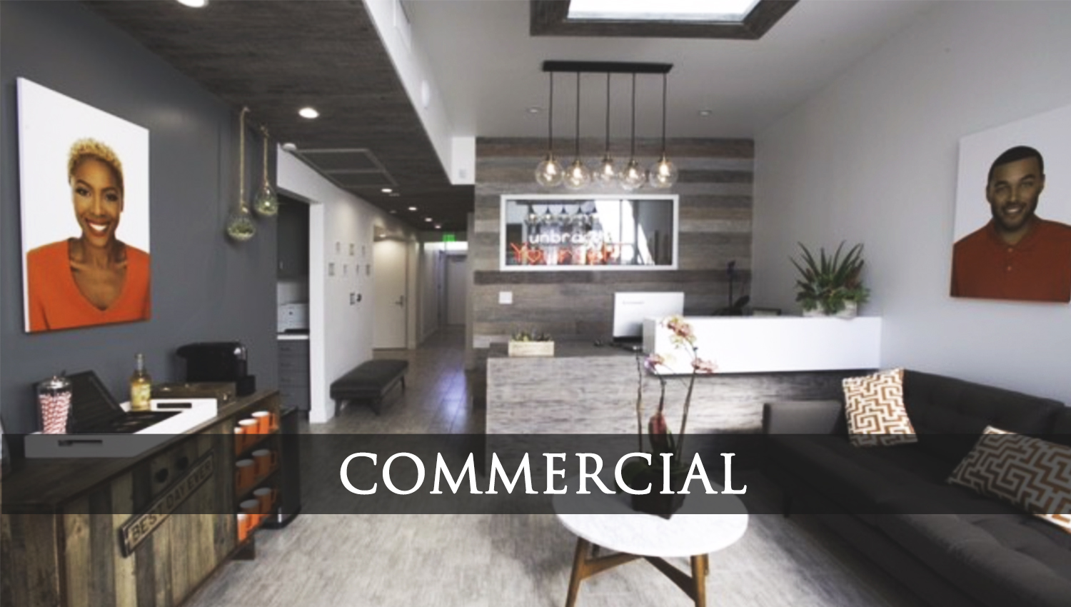 click on image above  for gallery images of unified RES  COMMERCIAL  RENOVATIONS.