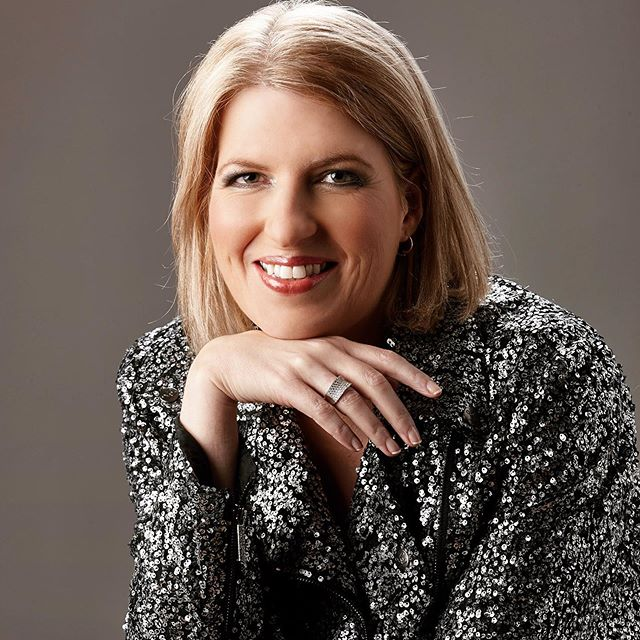 The Independent has described Clare Teal as 'the new first lady of Jazz' and we cannot wait to welcome her next month for an evening of song and stories for our Opening Night at @theatreroyalwinch! Tickets on sale now,  Photo credit - Steve Cockram @ Photography one