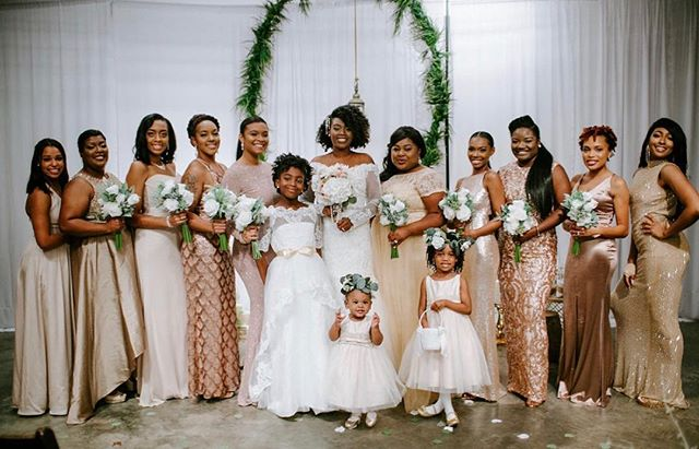 Happy international women's day ❤️ #internationalwomensday #mytribe #melanin #weddingday #fallingforthepruntys👰🏾🎩