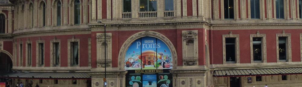 Royal Albert Hall - BBC Proms