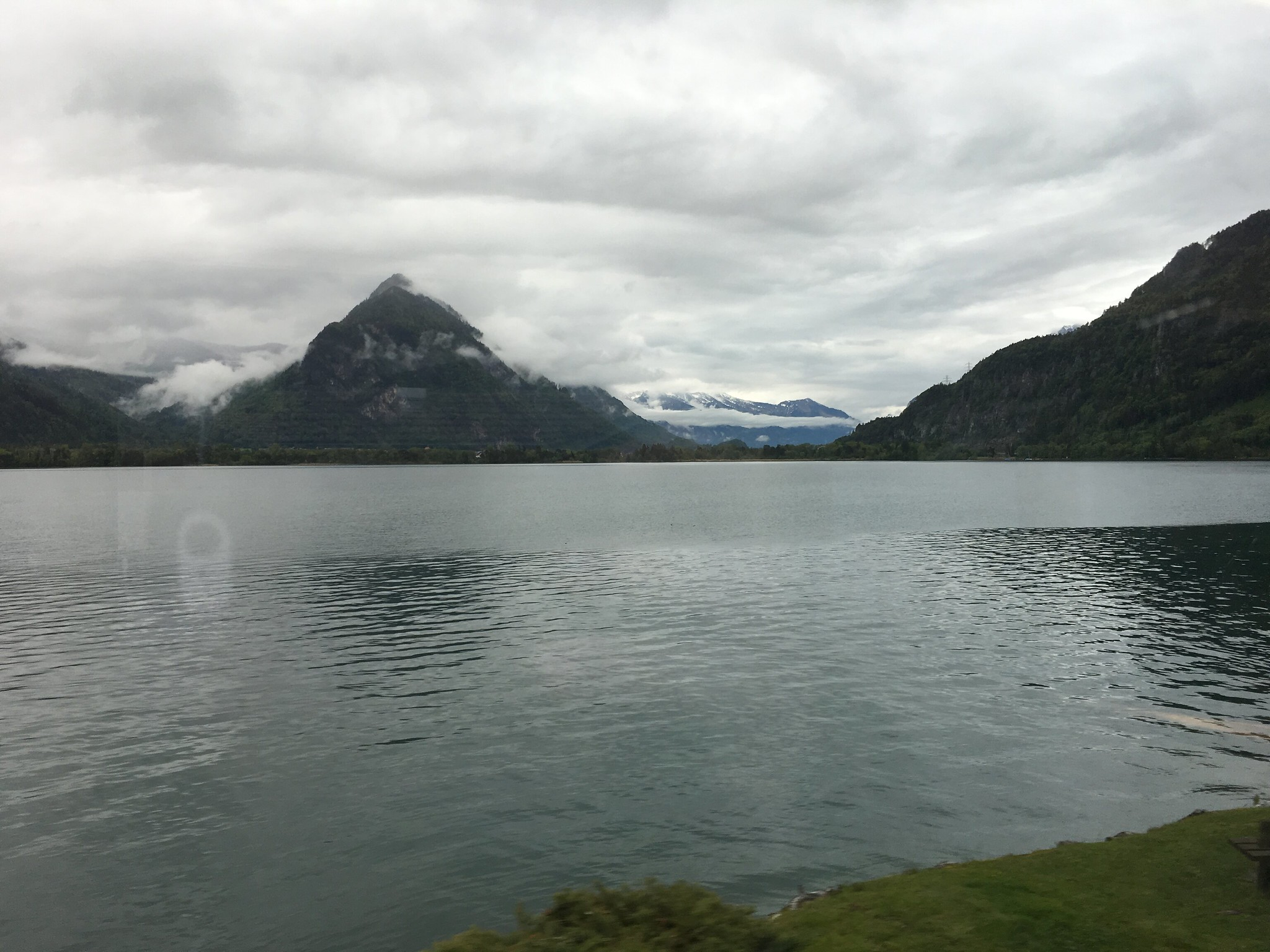 Train to Interlaken