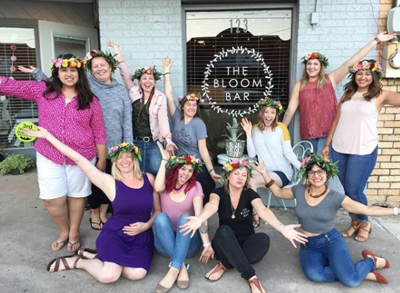 Flower Crown Workshop - April 14 | 6-7:30pm | $40Grab your closest girlfriends for a night of fun and festive crown making! We provide all the tools, supplies and fresh florals for your very own flower crowns. BYOB!Tickets coming soon!