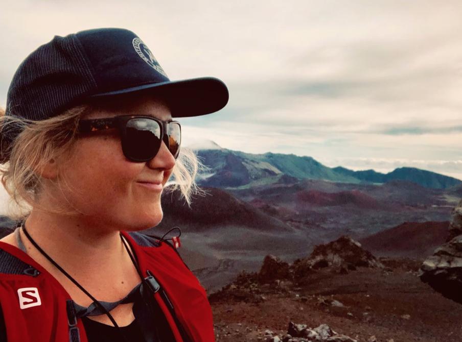 Haley Burns    - Creative Director & Assistant Run Guide