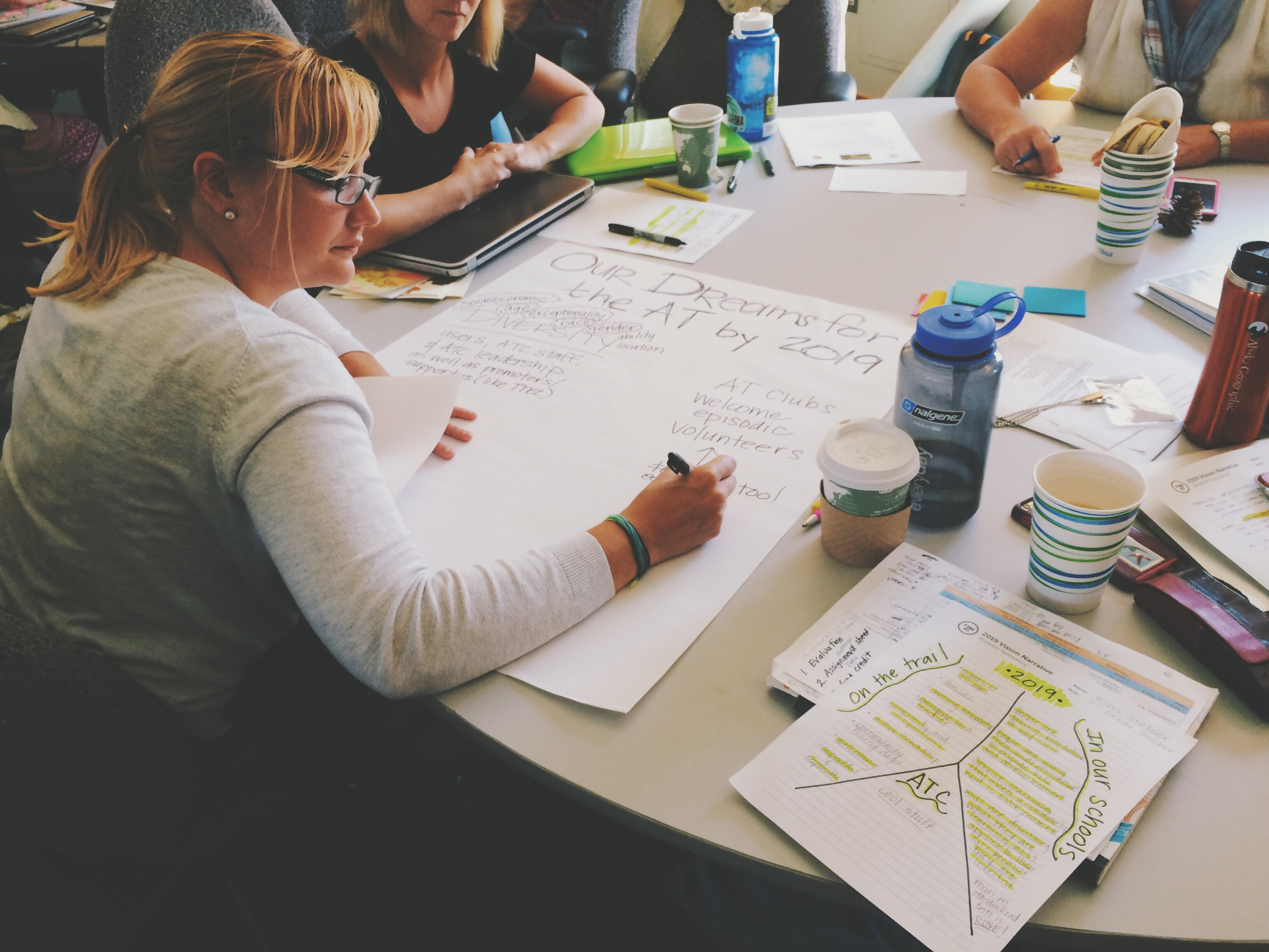 Design for good. - I work with mission focused individuals and organizations to mine their collective stories, find their voice, connect with each other and their work, and elevate the meaningful work they do through: web, research and strategy engagements, branding, and workshops & retreats.