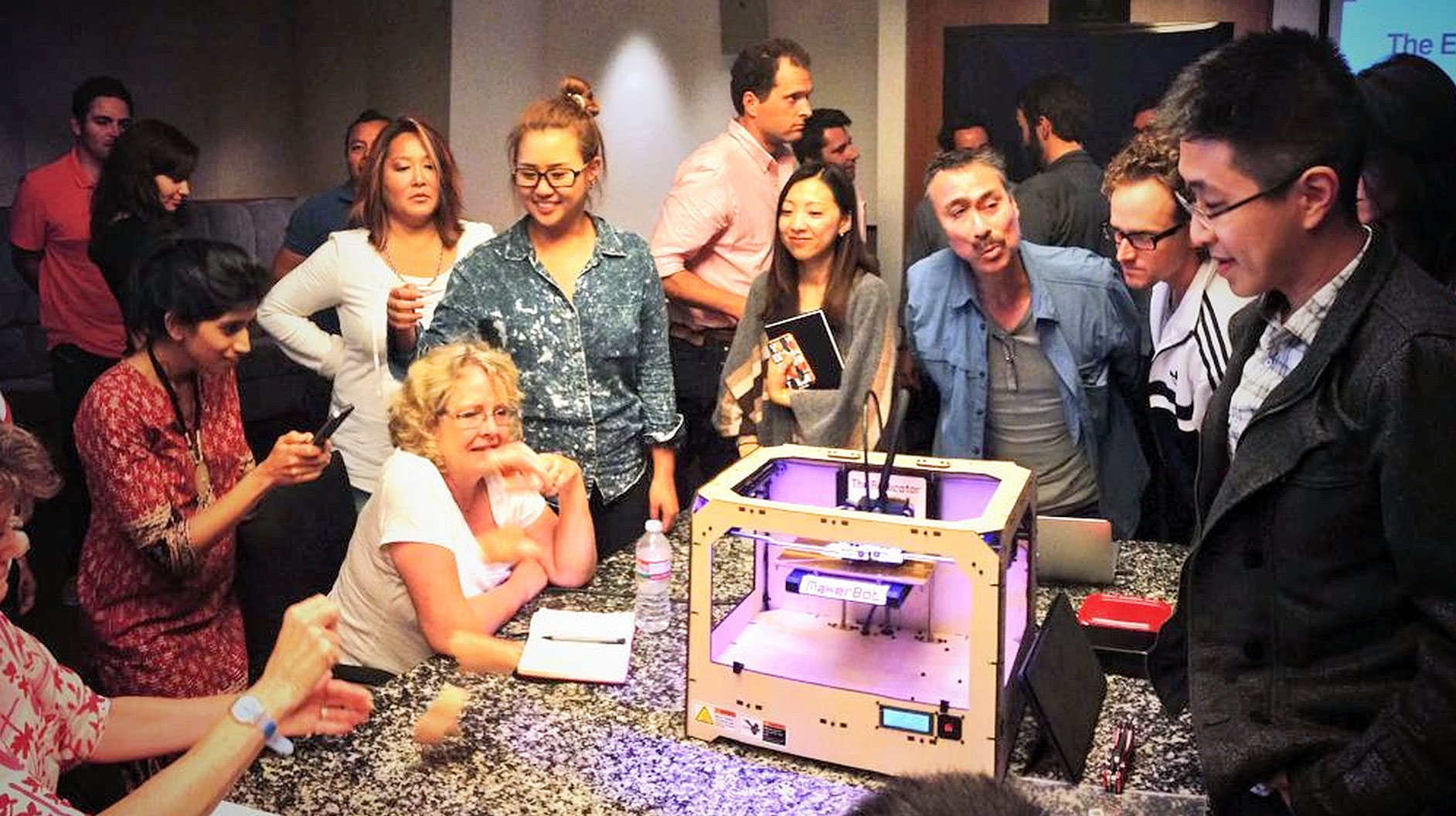 Narrative Tech: 3D Printing