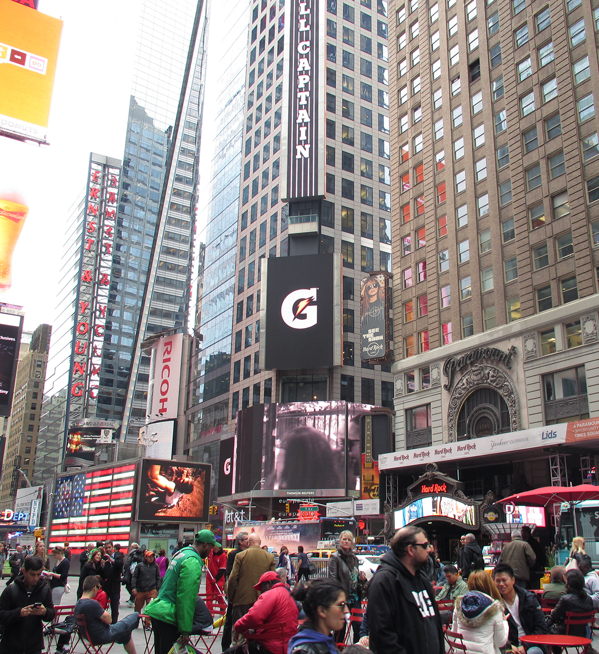 Gatorade: Made in New York