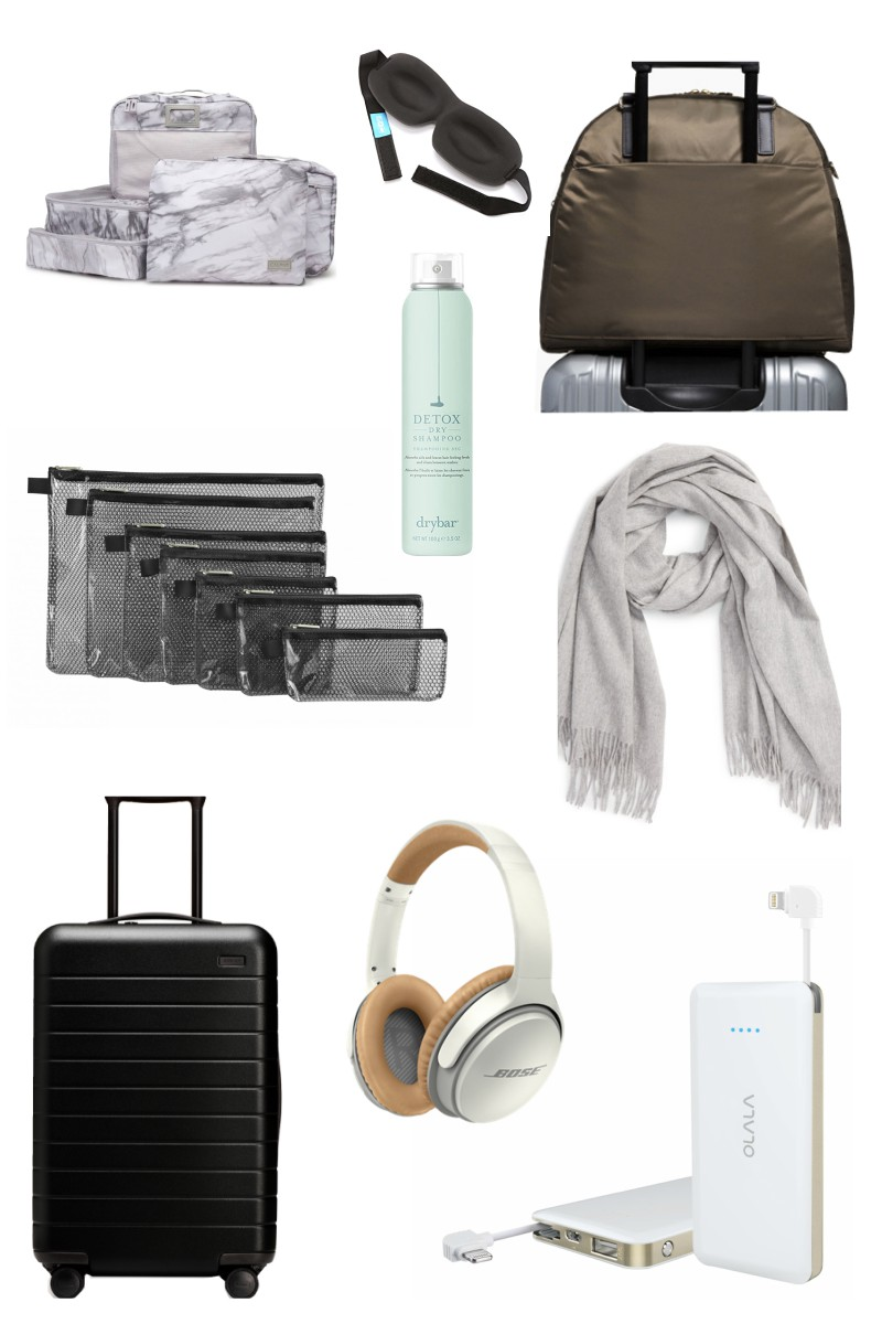 Travel Must-Have: Caitlin Michelle