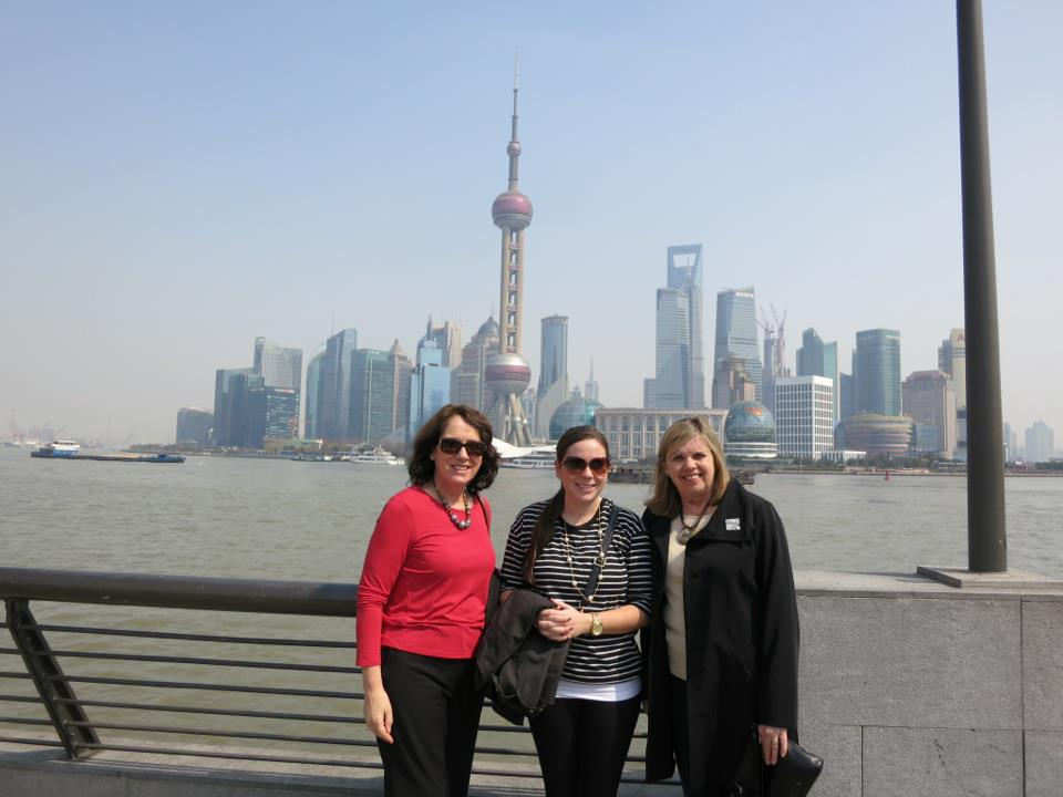 Shanghai-Caitlin Michelle