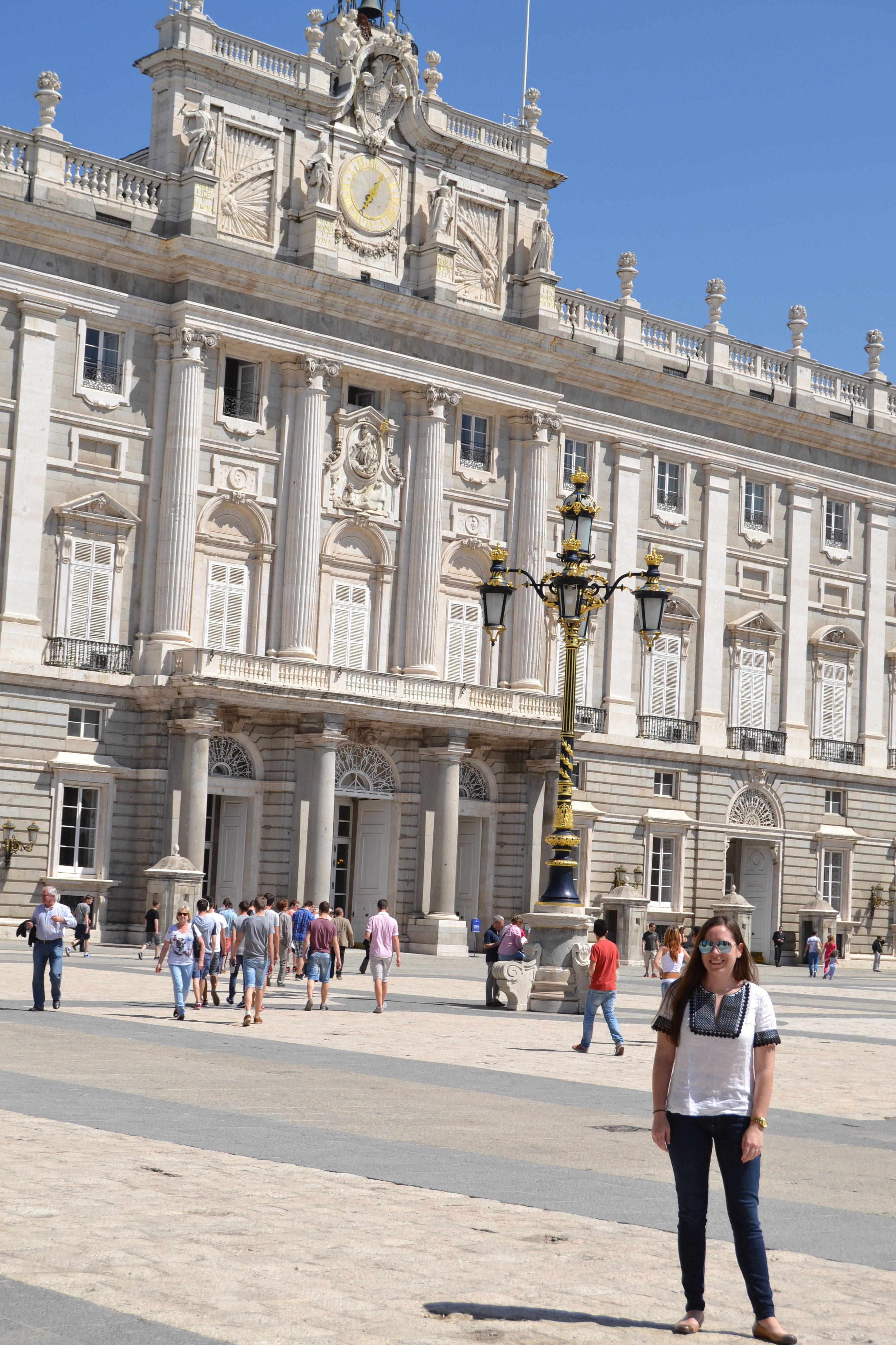 Madrid - Caitlin Michelle