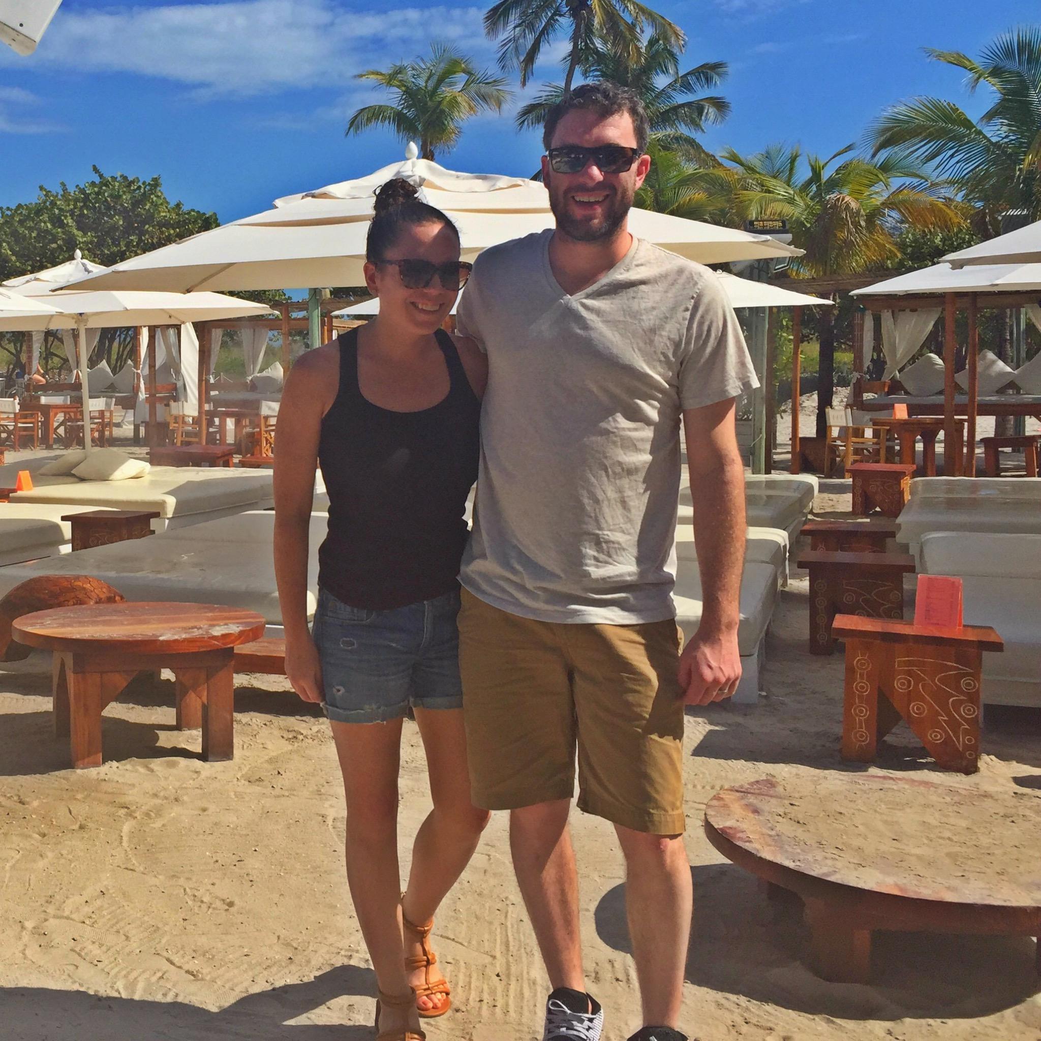 Mini-moon in Miami-Caitlin Michelle