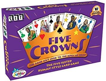 Five Crowns-Caitlin Michelle