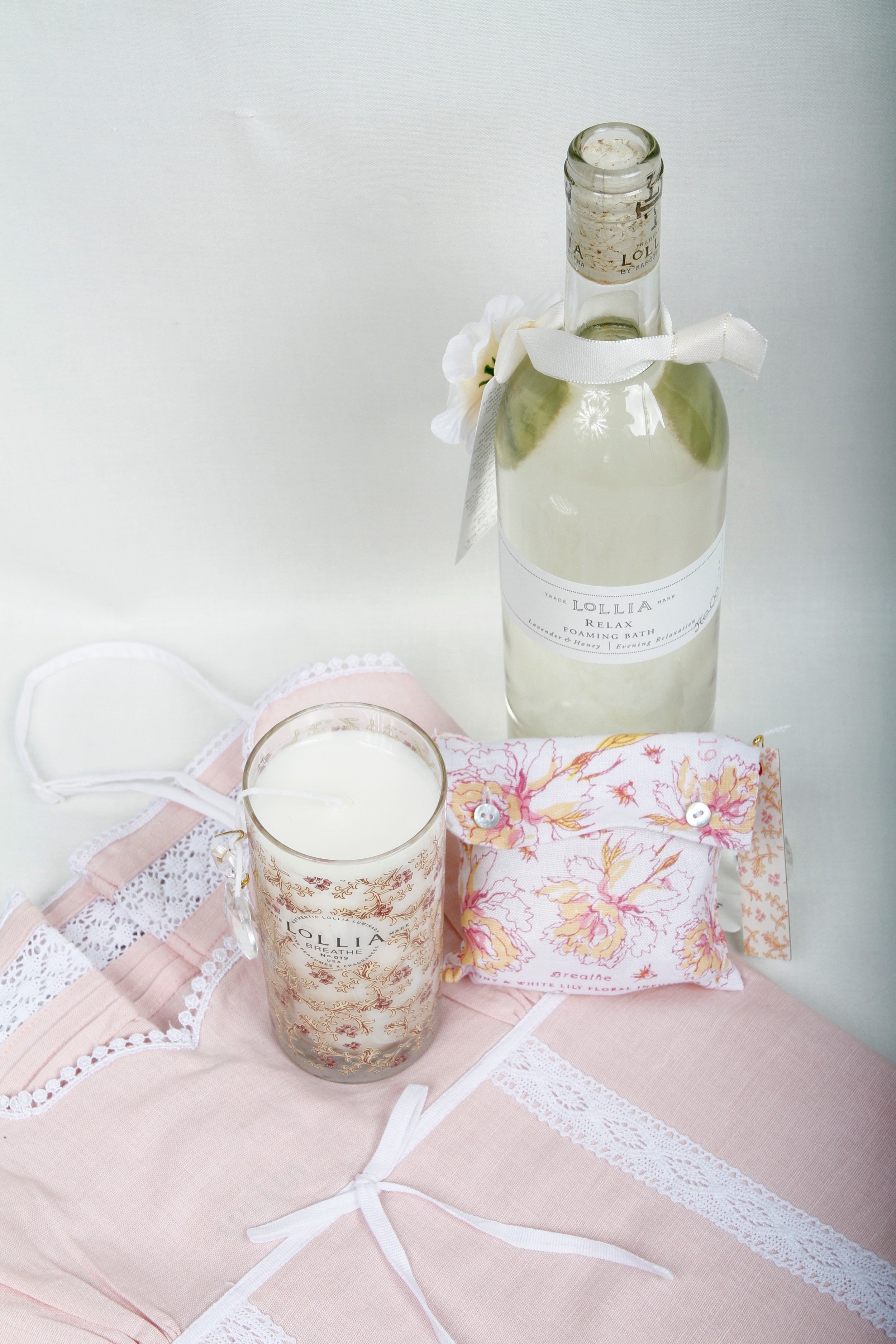 Lollia Candles, Soaps and Lotions