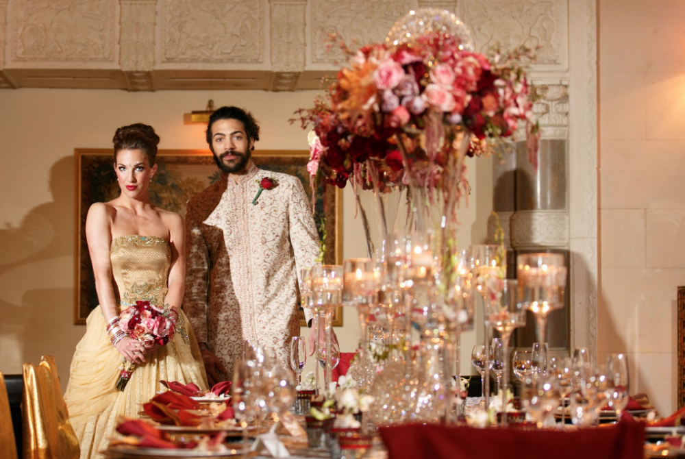 Florals & Design Concept by navjot Design |Moments captured by SY Photography