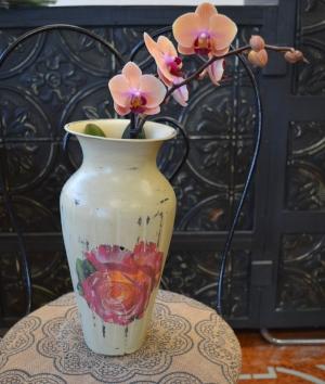 [VIDEO] - Image Transfer Vase