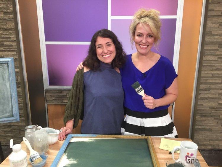 [VIDEO] - DIY Chalkboards
