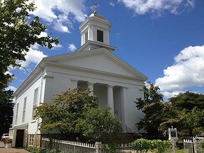 St. Luke's Episcopal Church, Granville, OH