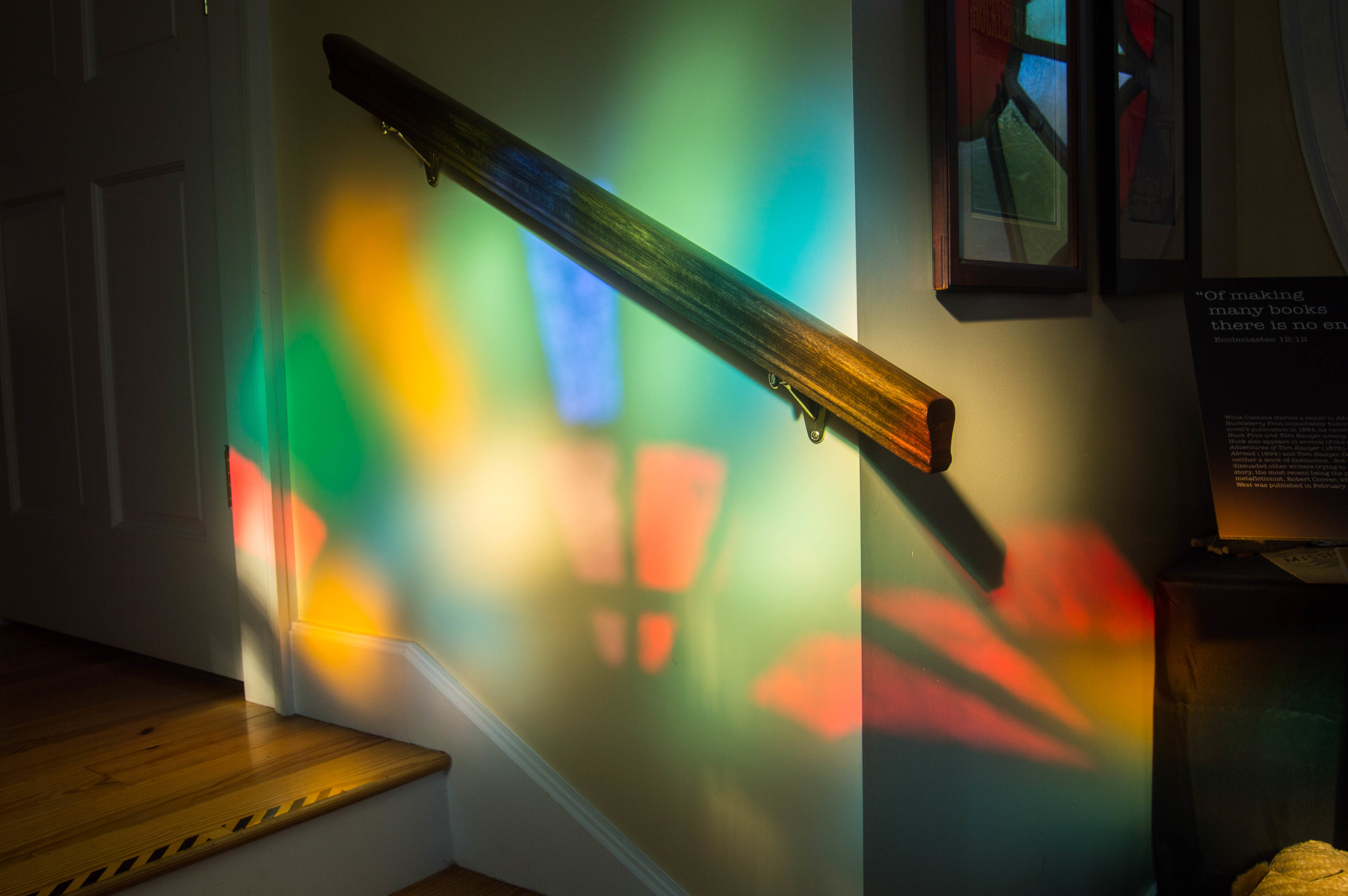 stained glass reflection in Hunter Room.jpg