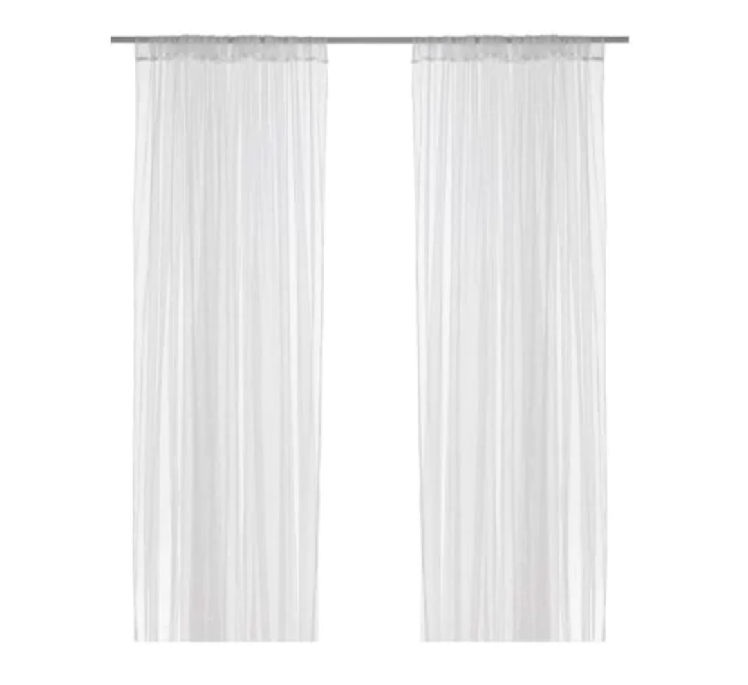 IKEA LILL Curtains