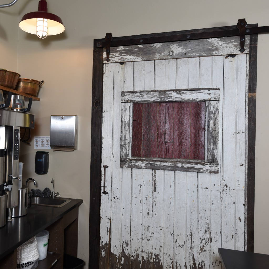 Barn Wood Door