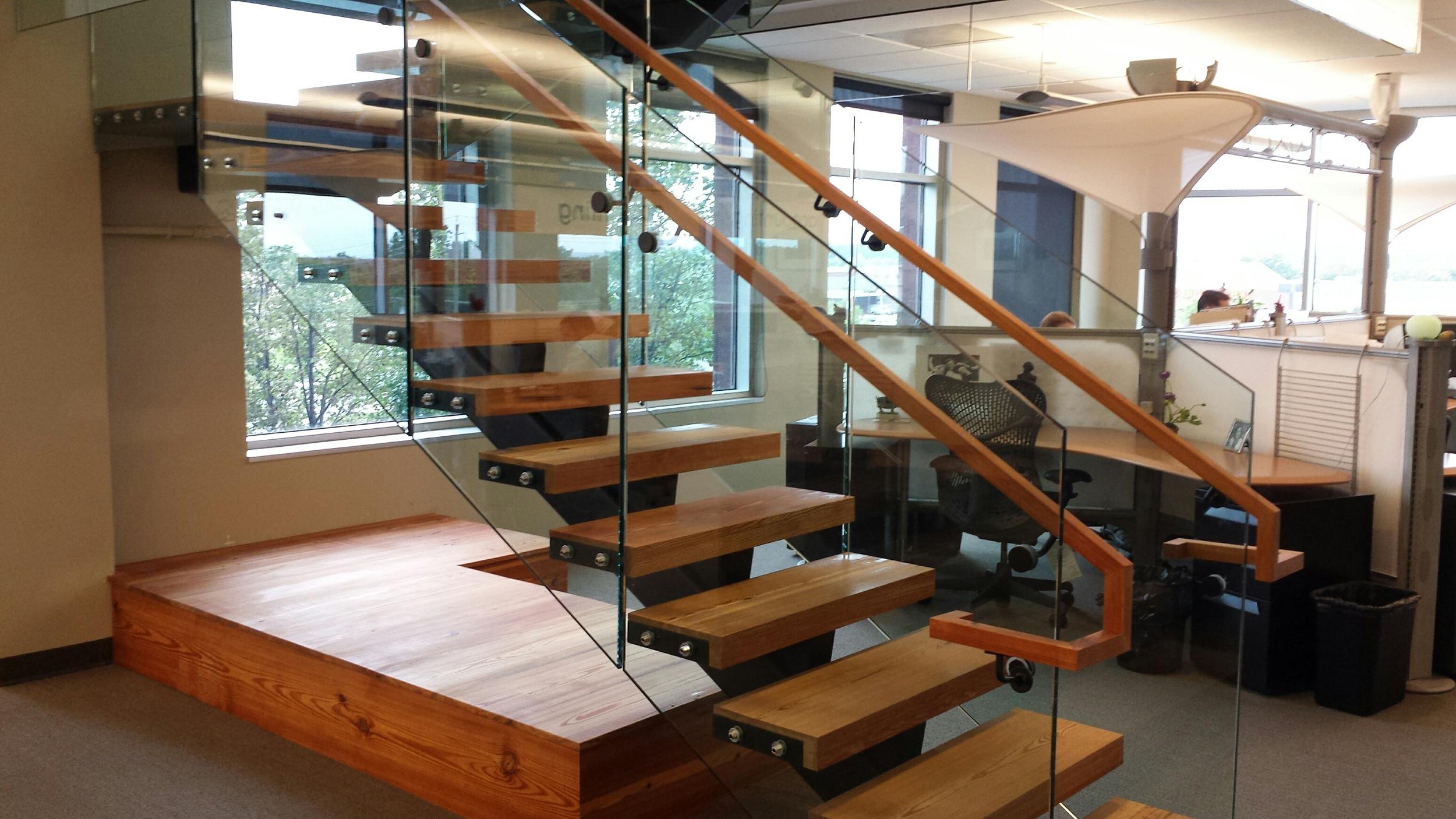 13-3- 09-11-14- Stairs- 2nd Floor- Northwest View- 2.jpg