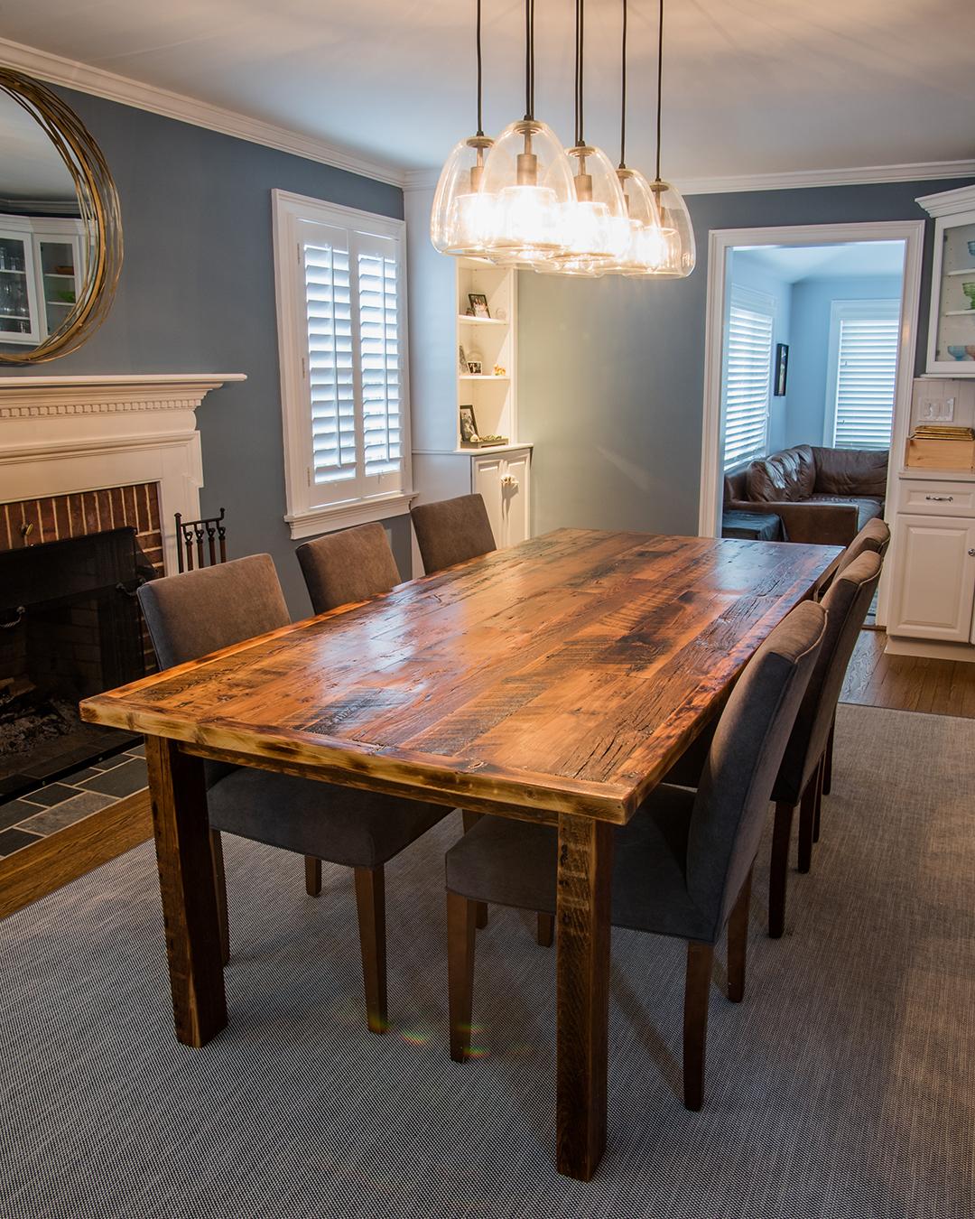 Reclaimed Custom Table