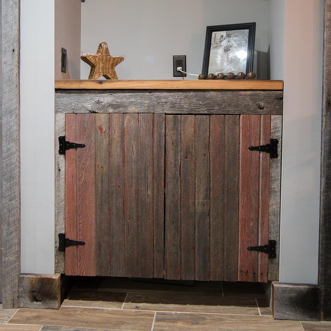 Reclaimed Custom Barn Door